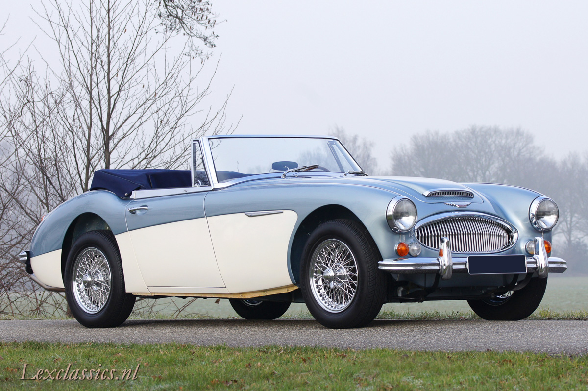 austin healey lex classics. Black Bedroom Furniture Sets. Home Design Ideas