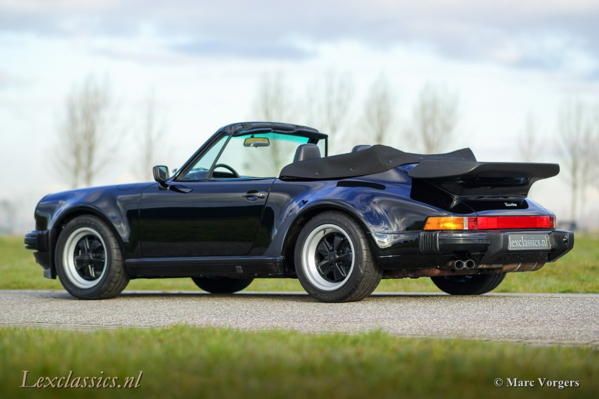 porsche 930 turbo cabriolet lex classics. Black Bedroom Furniture Sets. Home Design Ideas