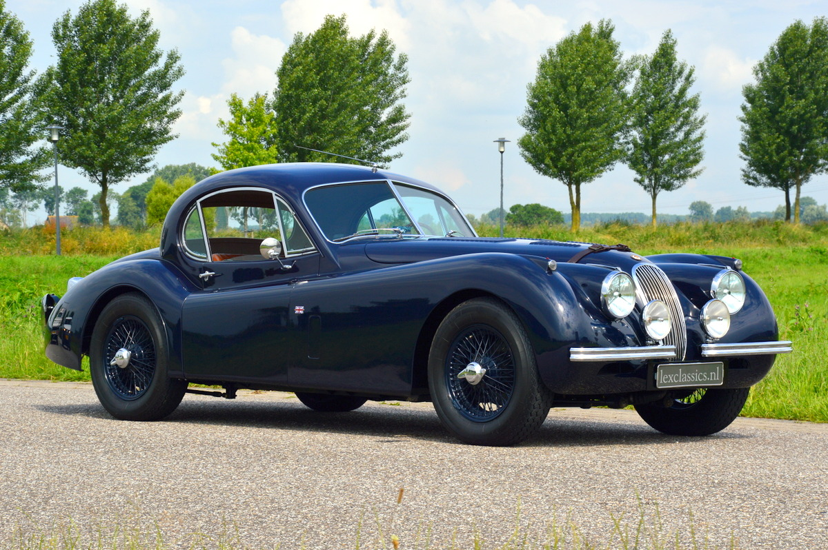 jaguar xk 120 fhc lex classics. Black Bedroom Furniture Sets. Home Design Ideas