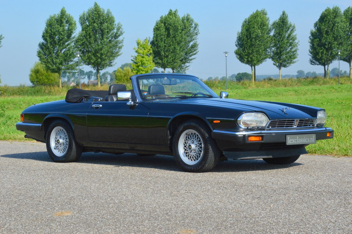 Perfect Jaguar XJS Convertible V12