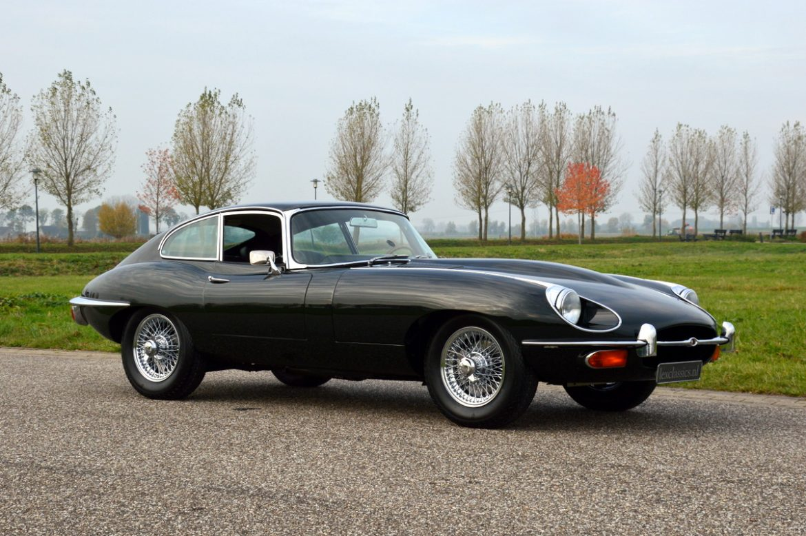 Jaguar E Type 4 2 Coupe on 1969 jaguar xke