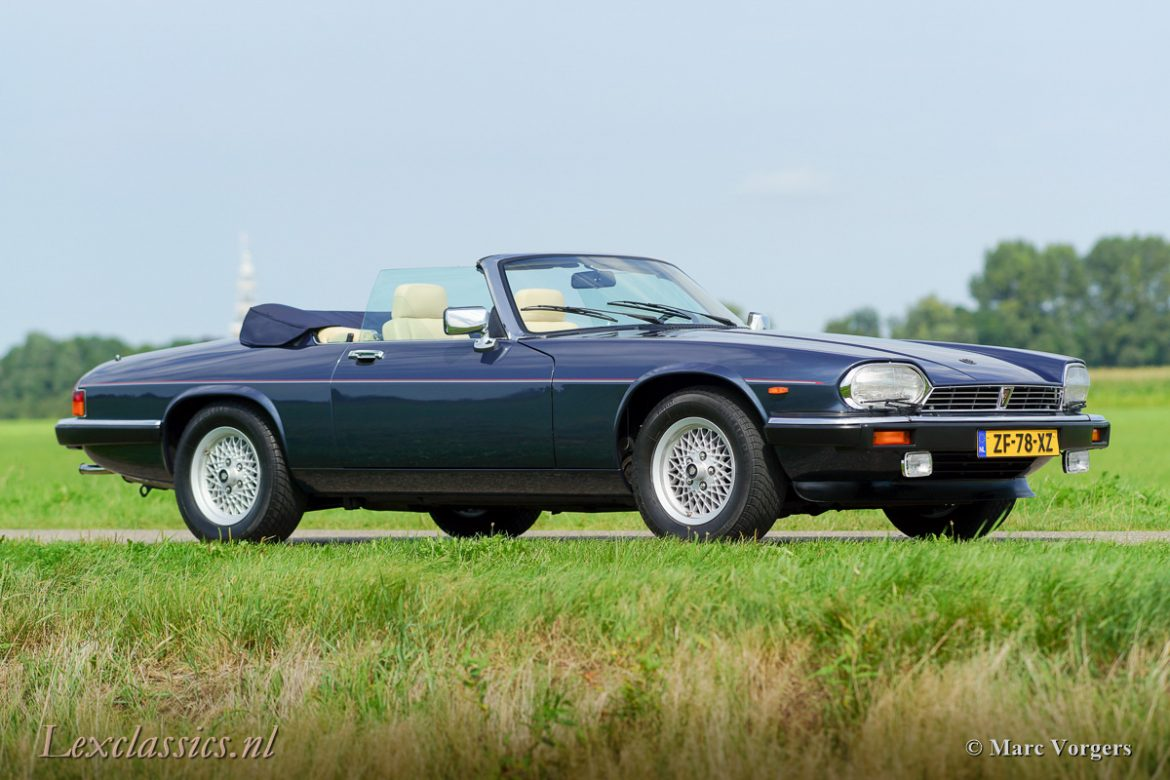 jaguar xjs convertible v12 lex classics. Black Bedroom Furniture Sets. Home Design Ideas