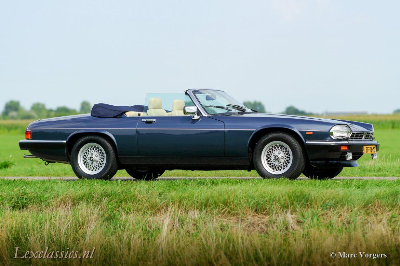 jaguar xjs convertible v12 lex classics. Black Bedroom Furniture Sets. Home Design Ideas