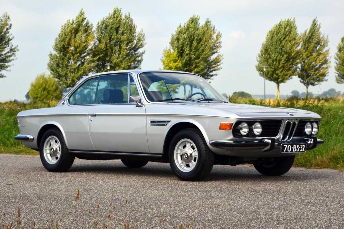 Cars For Sale Nj >> BMW 3.0 CS - Lex Classics