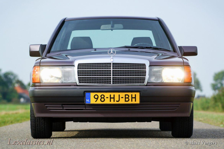Mercedes 190e 2 0 lex classics for Mercedes benz lexington