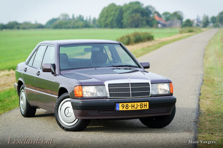 Mercedes 190e 2 0 lex classics for 190 e mercedes benz for sale