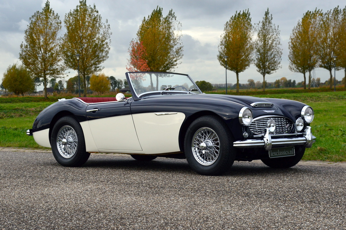 austin healey 3000 mki lex classics. Black Bedroom Furniture Sets. Home Design Ideas