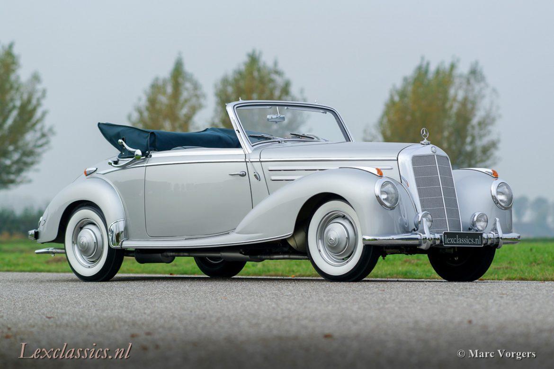 Mercedes 220 lex classics for Mercedes benz lexington