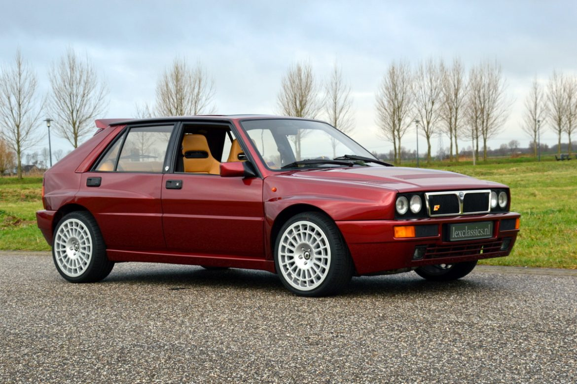 lancia delta integrale evo 1 lex classics. Black Bedroom Furniture Sets. Home Design Ideas