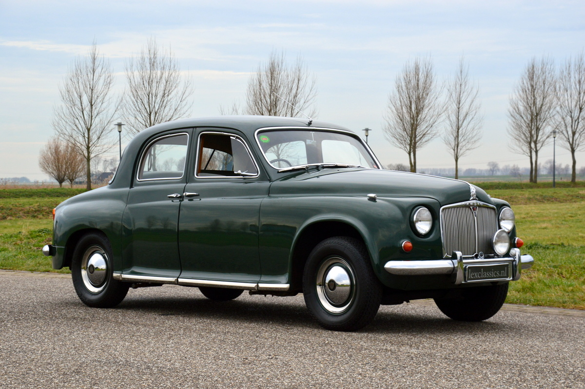 rover 75 p4 mille miglia eligible lex classics. Black Bedroom Furniture Sets. Home Design Ideas