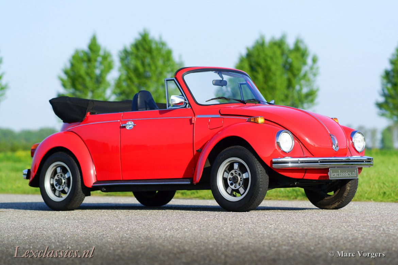 Volkswagen Beetle Convertible For Sale >> Volkswagen Kever 1303 Cabriolet - Lex Classics