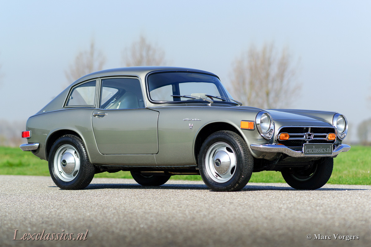 honda s800 coupe lex classics. Black Bedroom Furniture Sets. Home Design Ideas
