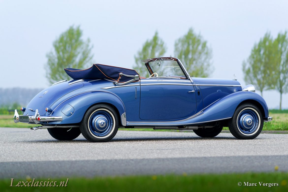 mercedes 170s cabriolet a lex classics. Black Bedroom Furniture Sets. Home Design Ideas