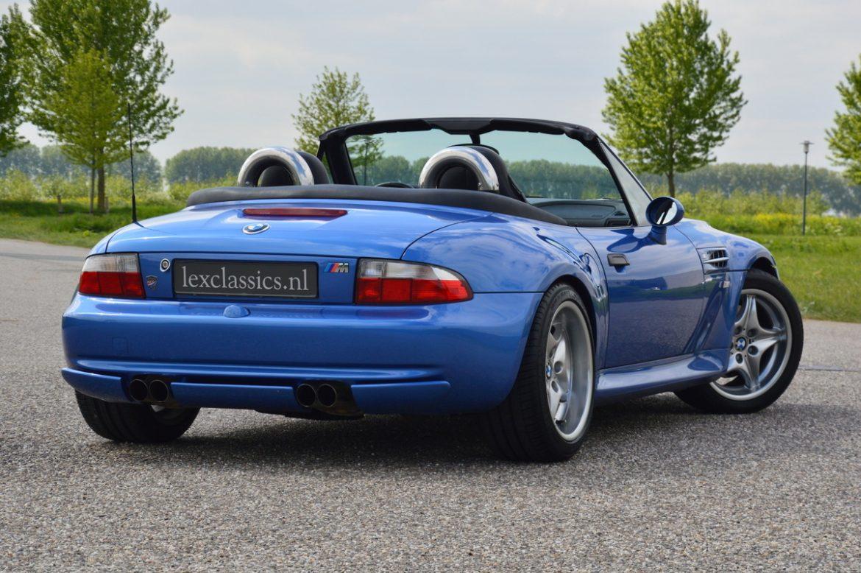 Bmw Z3m Roadster Lex Classics