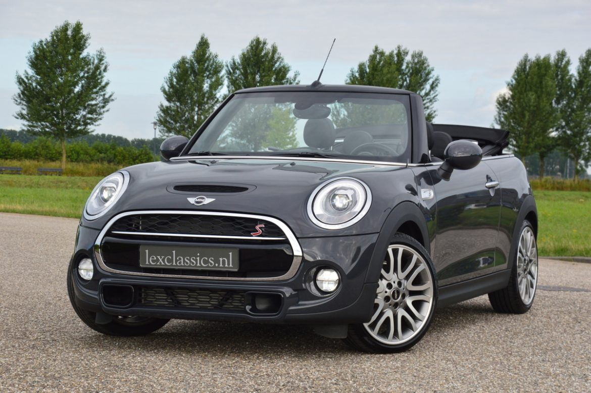 mini cooper s cabrio chili wired lex classics. Black Bedroom Furniture Sets. Home Design Ideas
