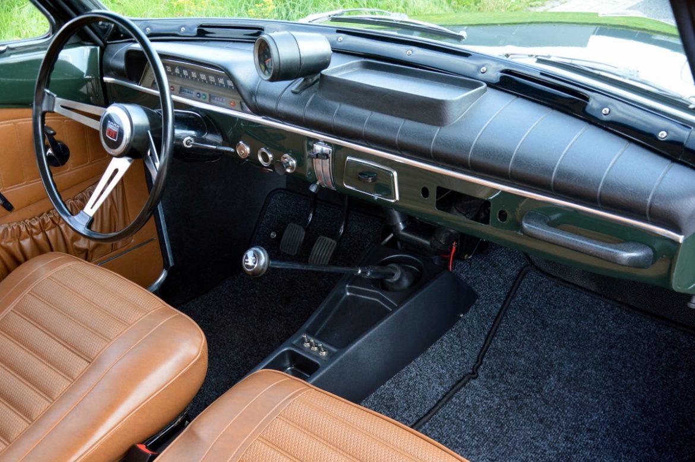 Volvo 123GT - Lex Clics