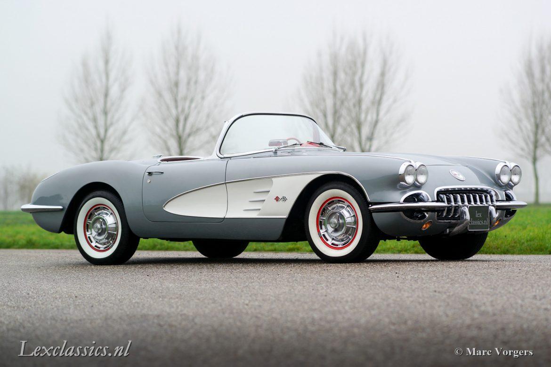 looking for a chevrolet corvette c1 call lex classics 31 416 342 474. Black Bedroom Furniture Sets. Home Design Ideas