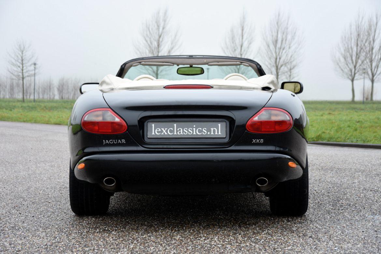 convertible jaguar sale lpg