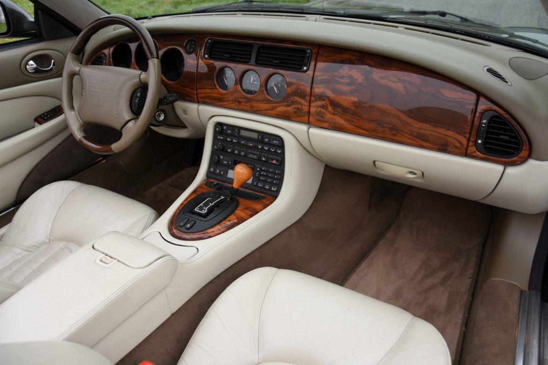 auto convertible listing jaguar collectors garage