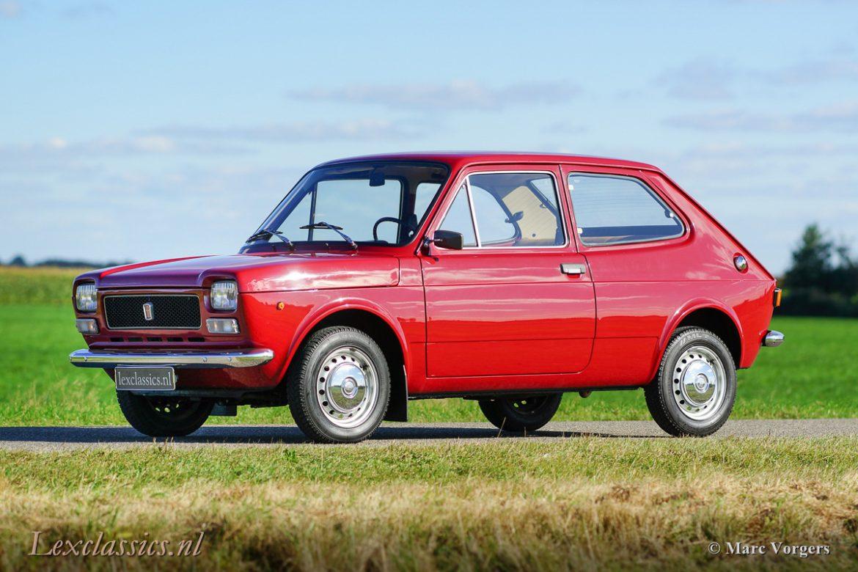 Fiat fiat 127 : Te koop unieke Fiat 127 - Lex Classics 0416-342474