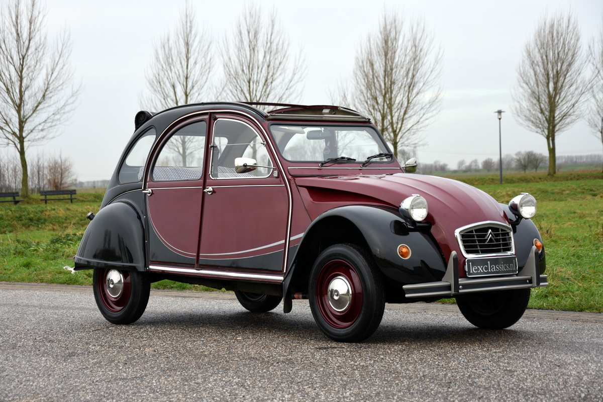 looking for a citro n 2cv charleston call lex classics. Black Bedroom Furniture Sets. Home Design Ideas