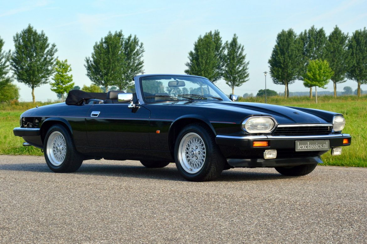 Marvelous Jaguar XJS Convertible 4.0