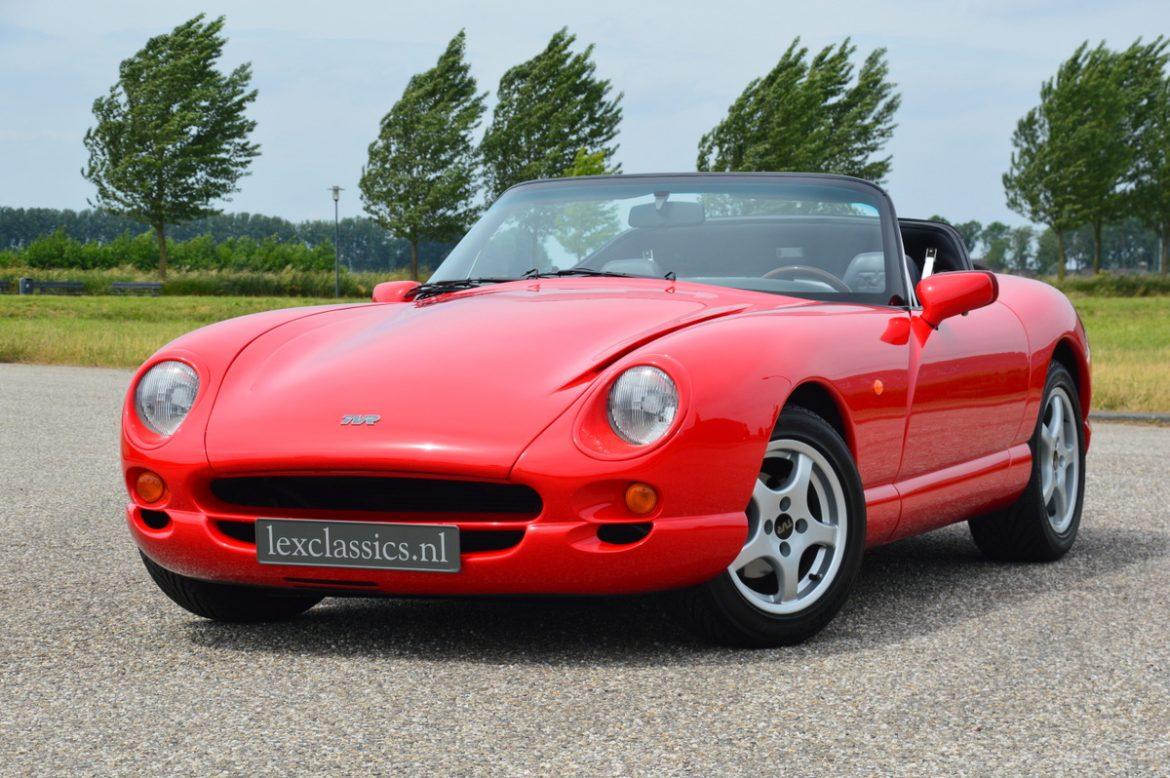 Looking For A Tvr Chimaera 4 0  Call Lex Classics  31 416 342 474