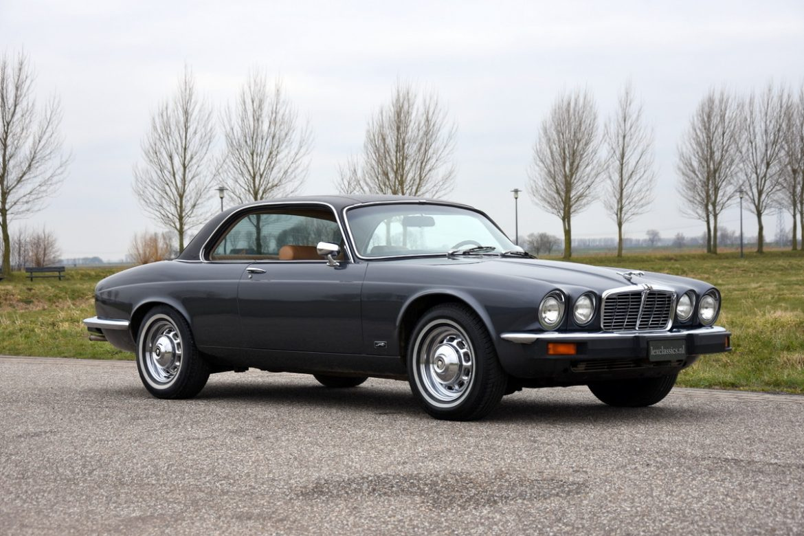 Jaguar XJ6 Coupé 4.2
