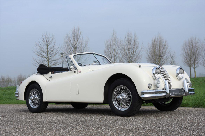 lex en jaguar collectie classics sale roadster ots for