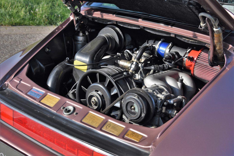 luchtgekoelde porsche motor te koop